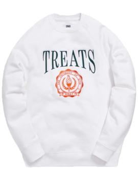 kith-treats-collegiate-crewneck-white by stockx