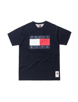 kith-x-tommy-hilfiger-flag-tee-navy by stockx