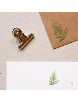 fern-letter-writing-paper---writing-set---printed-or-lined-envelopes---hand-finished---hand-designed-by-cottagerts-lovely-christmas-gift by etsy