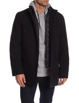 wool-blend-puffer-bib-coat by cole-haan