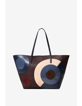 geometric-shopping-bag by desigual