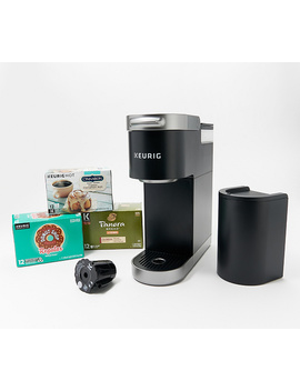 Keurig K Mini Plus Coffee Maker W/ Strong Brew, My K Cup And 36 K Cups by Keurig