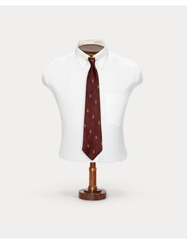 handmade-crest-repp-tie by ralph-lauren