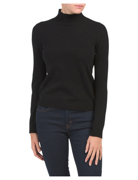 cashmere-mock-neck-sweater by m-magaschoni