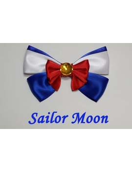 sailor-moon-hair-bow by etsy