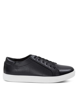 Men's Kam Sneakers In Black by Kenneth Cole