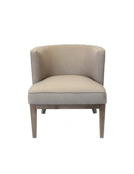 Barnard Barrel Chair by Joss & Main