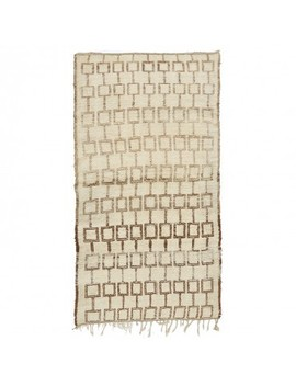 """Vintage Moroccan Wool Rug5'11"""" X 11'8"""" by Abc Home"""