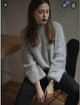 cos-mohair-jumper-oversize by ebay-seller
