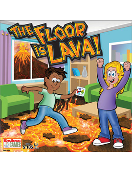 the-floor-is-lava-game---dont-touch-it---fun-play-for-4-6-players-age-5+ by endless-games