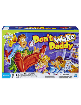 dont-wake-daddy-preschool-game-for-kids-ages-3-&-up by hasbro