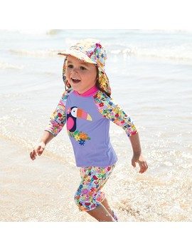 Jungle 2 Piece Sun Protection Suit by Jo Jo Maman Bebe