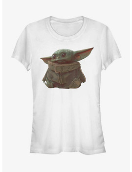 Star Wars The Mandalorian The Child Womens T Shirt by Her Universe