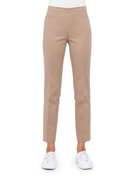 franca-techno-cotton-pants by akris-punto