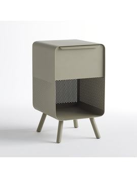 Steel Bedside Table by Am.Pm