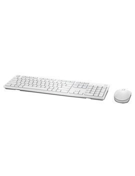 dell-wireless-keyboard-and-mouse-km636---white by dell