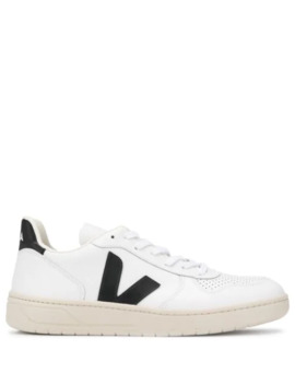 logo-patch-sneakers by veja