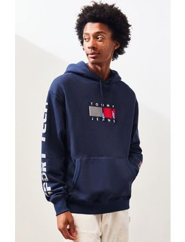 Tommy Jeans Sport Tech M5 Pullover Hoodie by Pacsun