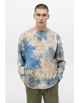 uo-yokohama-studios-tie-dye-long-sleeve-t-shirt by urban-outfitters