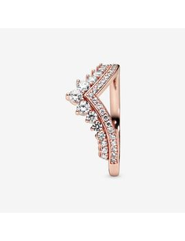 princess-wishbone-ring by pandora