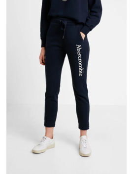 High Waisted Jogger   Spodnie Treningowe by Abercrombie & Fitch