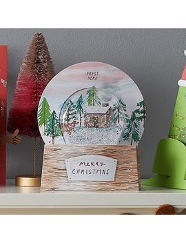 moving-snow-globe-christmas-card by paperchase