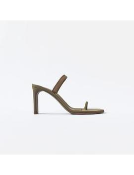 yeezy-wmns-minimal-sandal-90mm by yeezy