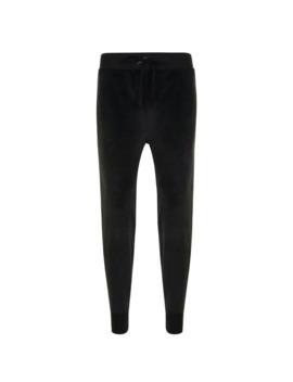 velvet-cuffed-jogging-bottoms by polo-ralph-lauren-bodywear