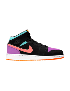 Air Jordan 1 Mid Gs 'candy' by Goat