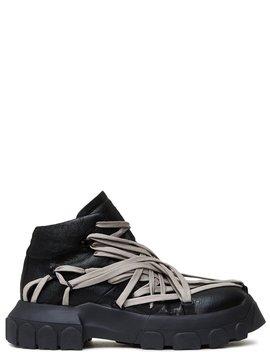 Rick Owens Boots Ru20 S7888 Lslw1 099 by Rick Owens