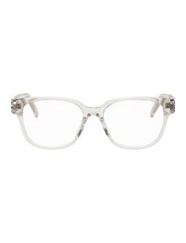 transparent-square-crystal-glasses by saint-laurent