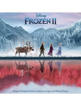 Frozen 2 (Engelstalig Soundtrack) (Lp) by Various