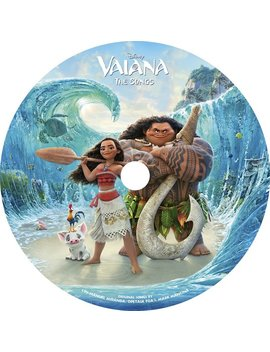 Vaiana (Limited Picture Disc) (Lp) by Various