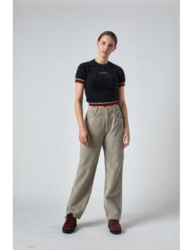Corduroy Beige Pants by The Ragged Priest