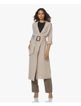 chalie-long-hooded-cardigan-with-cashmere-•-beige by ba&sh