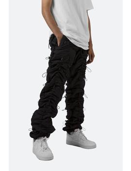 Bungee Cord Pants by Mnml