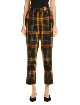 straight-leg-tartan-wool-crop-pants by etro