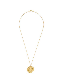 gold-the-kindred-souls-medallion-necklace by alighieri
