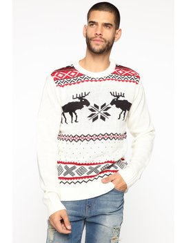 make-it-reindeer-sweater---white_combo by fashion-nova
