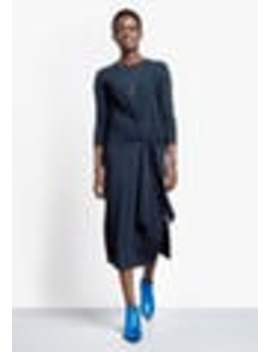 L/S Susanna Tie Dress by Hush