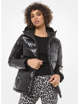 Quilted Puffer Jacket by Michael Michael Kors
