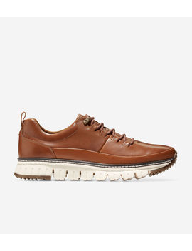 ZerØgrand Rugged Oxford by Cole Haan