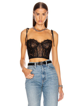 nayra-bustier-top by rêve-riche