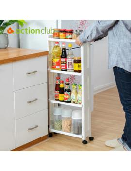 actionclub-3_4-layer-gap-kitchen-storage-rack-fridge-side-shelf-on-wheels-bathroom-organizer-saving-space-holder by aliexpresscom