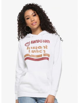 Maruchan Instant Lunch Girls Hoodie by Hot Topic