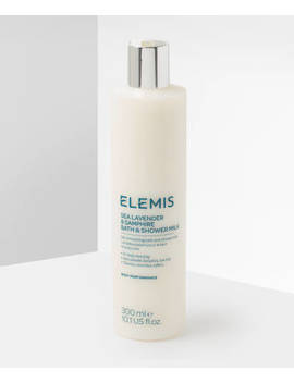 Sea Lavender And Samphire Shower Milk by Elemis