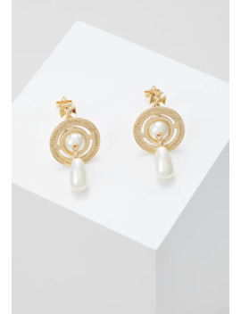 Pearl Drop Earrings   Örhänge by Vivienne Westwood