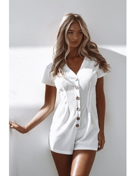 """""""Morning"""" Playsuit by Sisters And Seekers"""