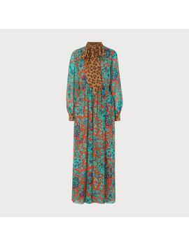 Wylie Paisley Print Silk Jumpsuit by L.K.Bennett