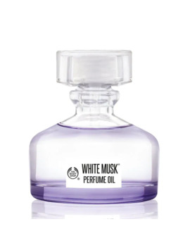 White Musk® Perfume Oil by The Body Shop